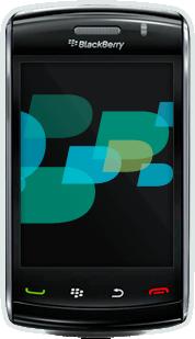 BlackBerry 9520 Storm2
